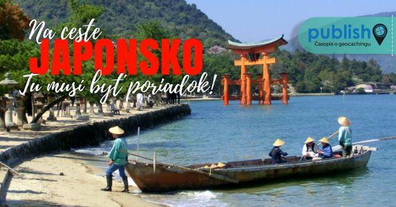 Na ceste: Japonsko: Tu musí byť poriadok!