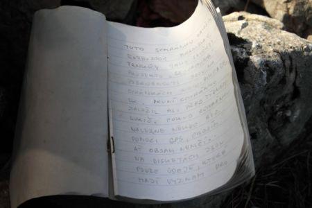 Historický logbook Kačarovej