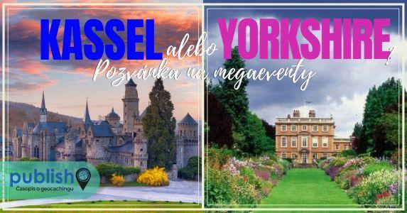 Pozvánka na megaevent: Kassel alebo Yorkshire?