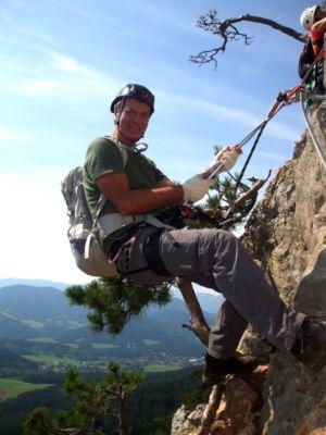Kešovanie na ferratách v Rakúsku