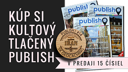 Kúp si tlačený Publish!