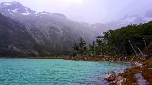 Laguna Esmeralda