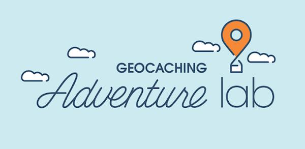 Logo Geocaching Adventure Lab