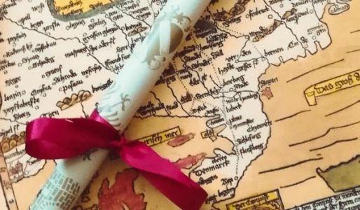 Mapka dobrodružstva