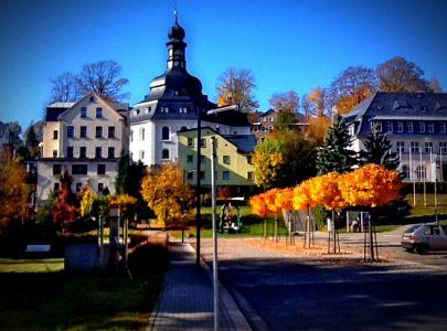 Marktplatz Klingenthal