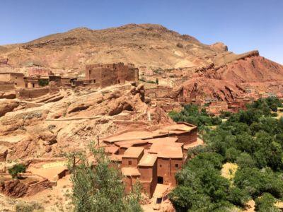 Marocké dedinky