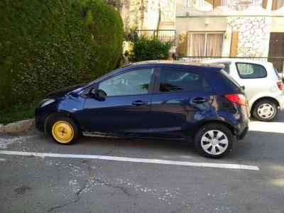 Mazda s rezervou