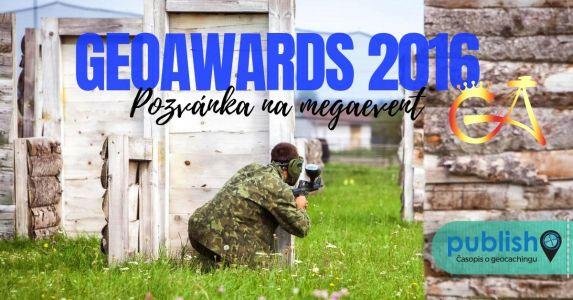 Pozvánka na event: Slovak GeoAwards 2016