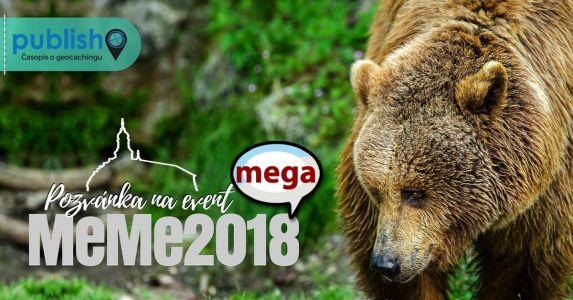 Pozvánka na megaevent: MeMe2018