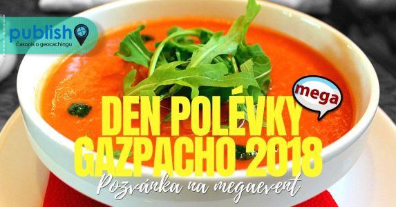 Pozvánka na megaevent: Den polévky gazpacho 2018