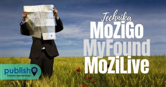 Technika: MoZiGo – MyFound – MoZiLive