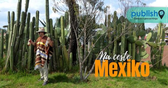 Na ceste: Mexiko sombrero grande tequila