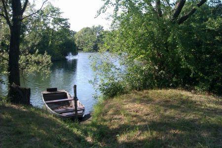 Malebné zákutia rieky Nitry