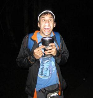 Aj dospelák sa vie na nočnej keške vyblázniť