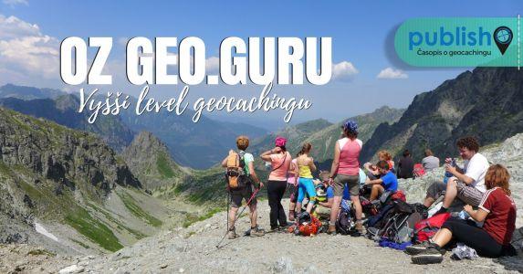 OZ GEO.GURU: Vyšší level geocachingu