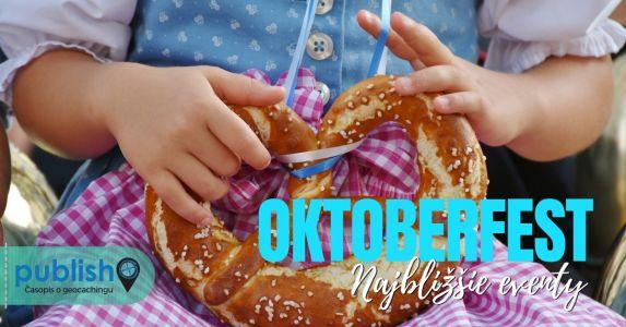 Najbližšie eventy: Oktoberfest