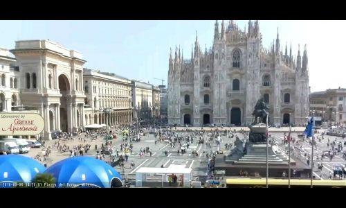 Piazza del Duomo, Miláno