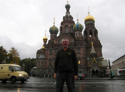 lafin na cestách: Pobaltie, Rusko