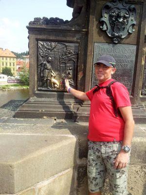 Na virtuálke v milovanej Prahe