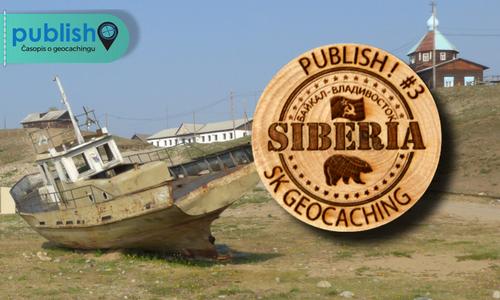 Publish! #03 | Článok: Putovanie sibírskou tajgou | Autor: lekvar_sk