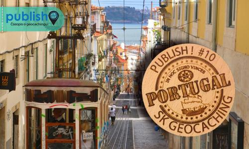 Publish! #10 | Článok: Desať dní medzi Lisabonom a Portom | Autor: kikonan