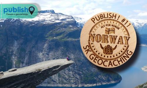 Publish! #11 | Článok: Nadpozemsky krásne Nórsko | Autor: FisherMan(SVK)