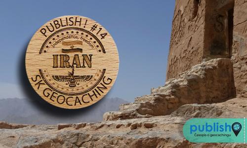 Publish! #14 | Článok: Taxíkom cez púšte Iránu | Autor: schevka