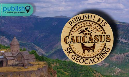 Publish! #15 | Článok: Unikátne krajiny Južného Kaukazu | Autor: yoki666