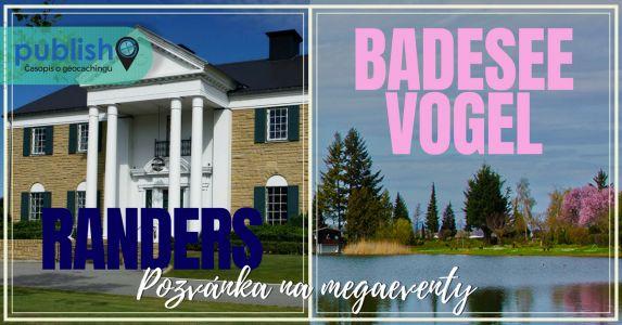 Pozvánka na megaeventy: Randers a Badesee Vogel