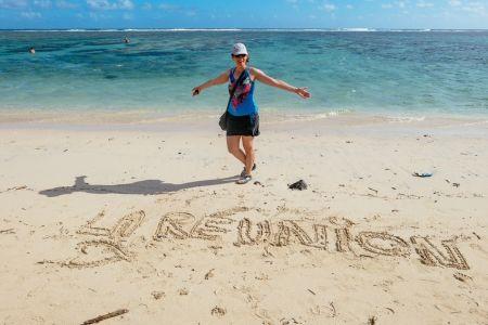 Pláží na Reunione nie je veľa