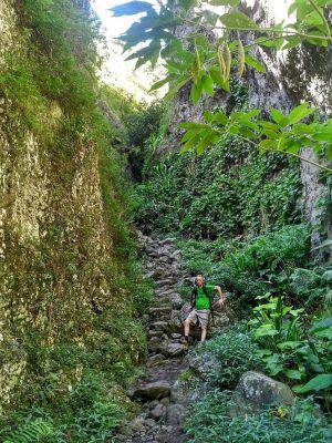 Trekking akoby v botanickej záhrade