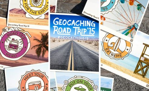 Suveníry Road Trip 2015