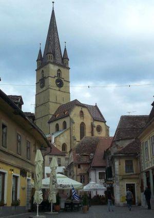 Katedrála sv. Márie v Sibiu
