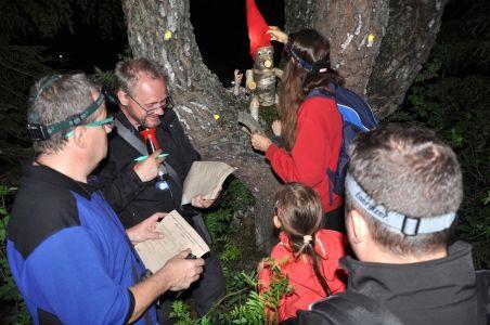 Škola v prírode 2017: Nočná hra