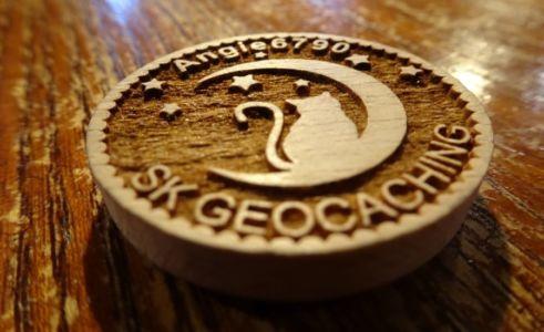 SWG: Drevené koliesko na výmenu