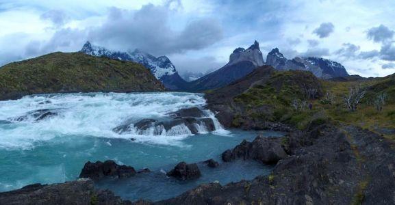 Salto Grande a Cuernos del Paine