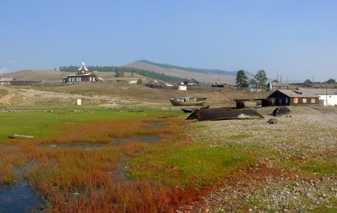 Stratená dedinka Bajkalskoje