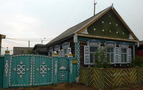 Maľovaný dom, Bajkalskoje