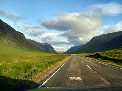 Škótska vysočina