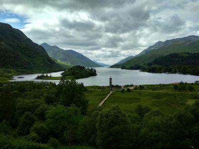 Škótske Loch (jazero)