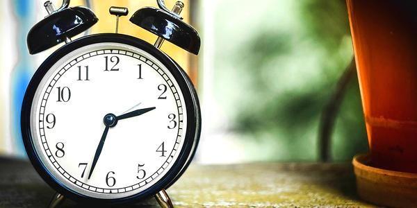 Striedanie času