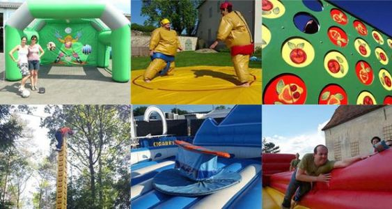 Summer, sun & fun games