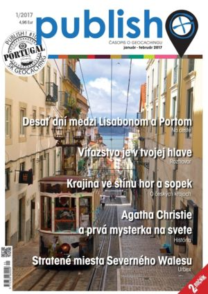 Časopis o geocachingu Publish číslo 2017/01