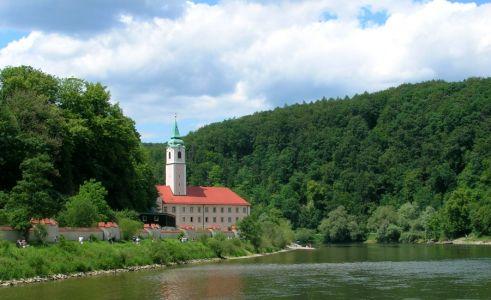 Opátstvo Weltenburg