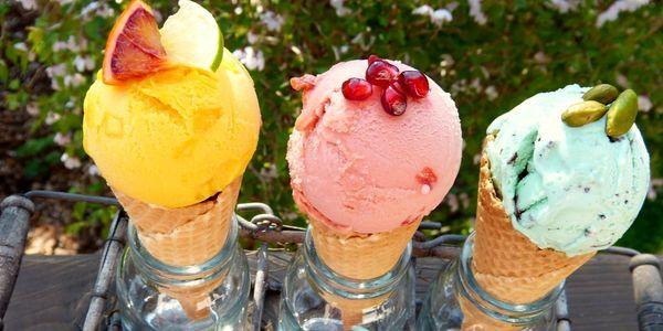 Zmrzlinový Flash Mob