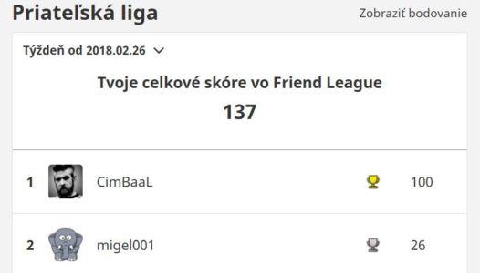 Friend League