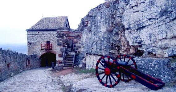 Hrad Sümegi v Maďarsku