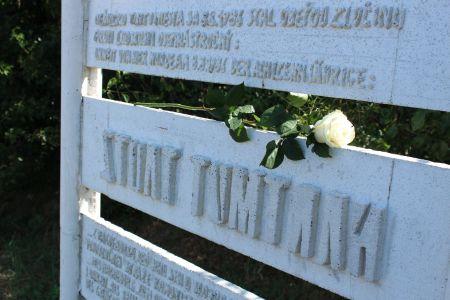 WIG - Hartmut Tautz Memorial - pamätník