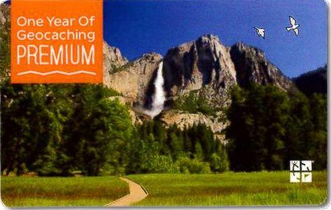Premium Membership Gift Card