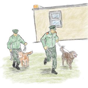 WIG - pohraničná stráž